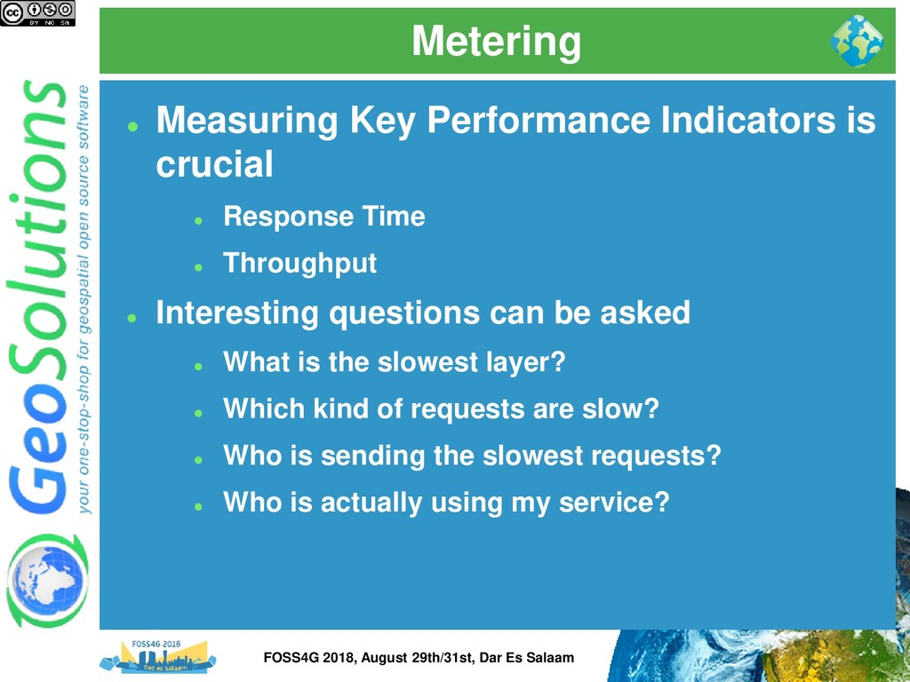 Metering ⚫ Measuring Key Performance Indicators...