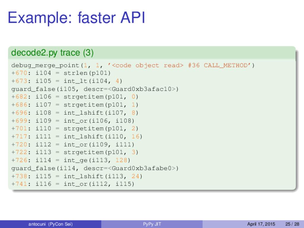 Example: faster API decode2.py trace (3) debug_...