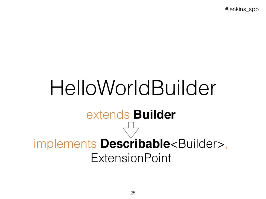 HelloWorldBuilder extends Builder implements De...