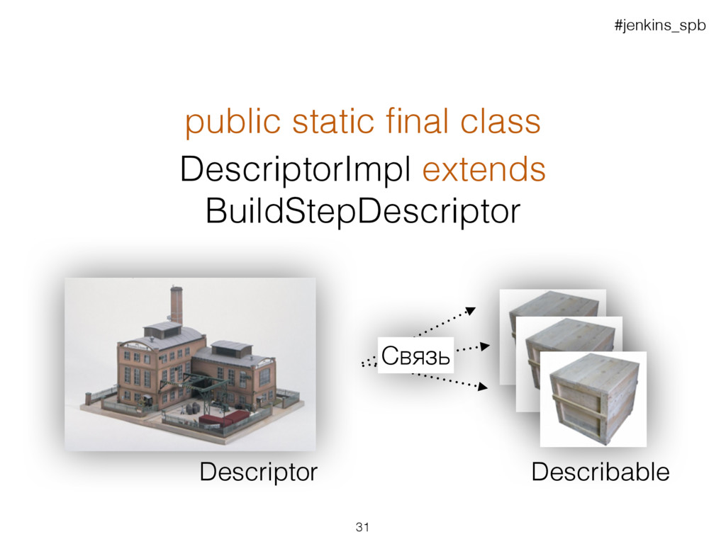 public static final class DescriptorImpl extends...