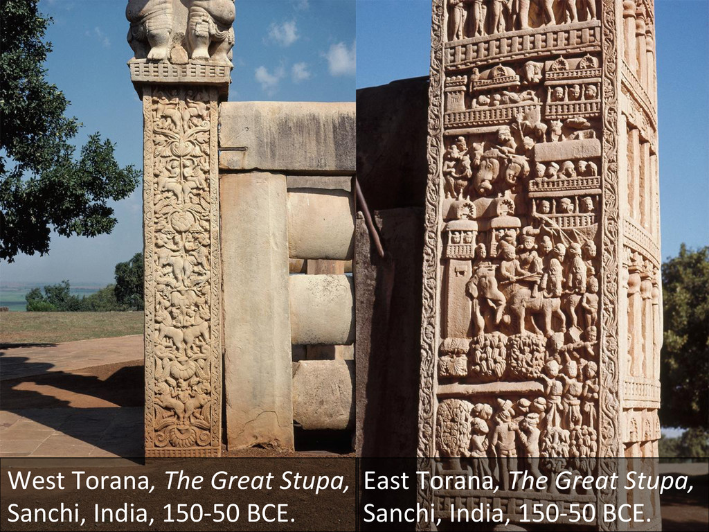 West Torana, The Great Stupa,  S...