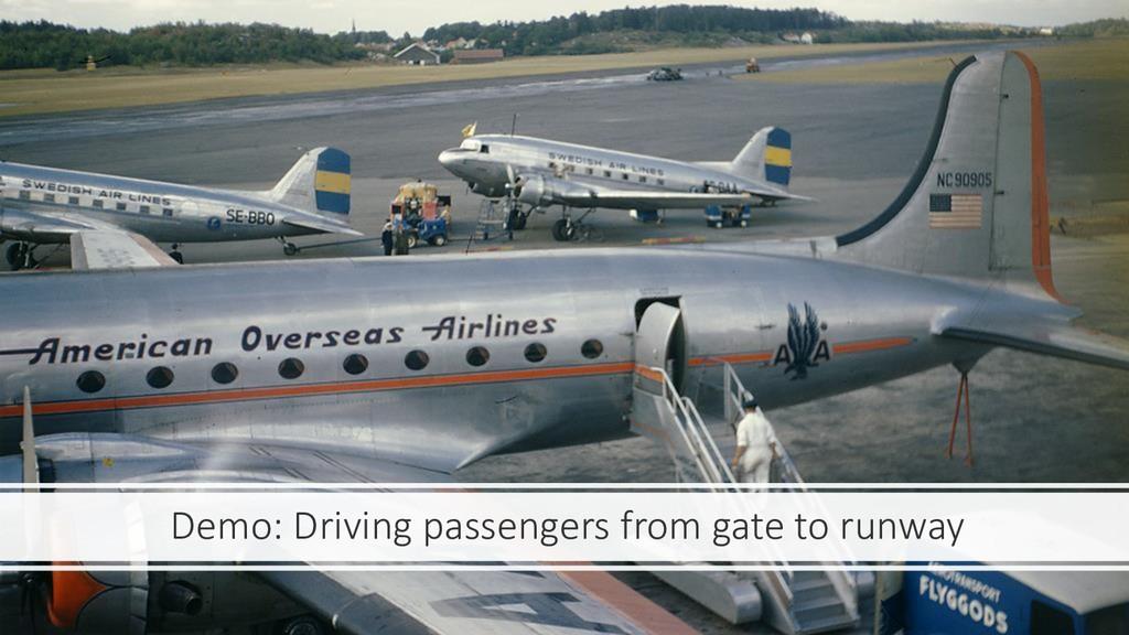 @hofstef @wps_de Demo: Driving passengers from ...