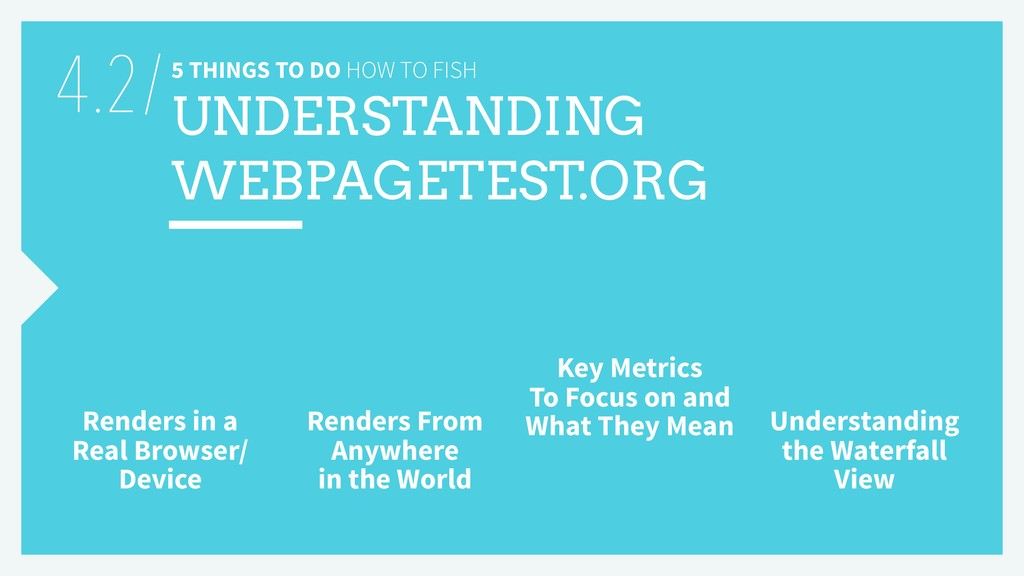 5 THINGS TO DO HOW TO FISH UNDERSTANDING WEBPAG...