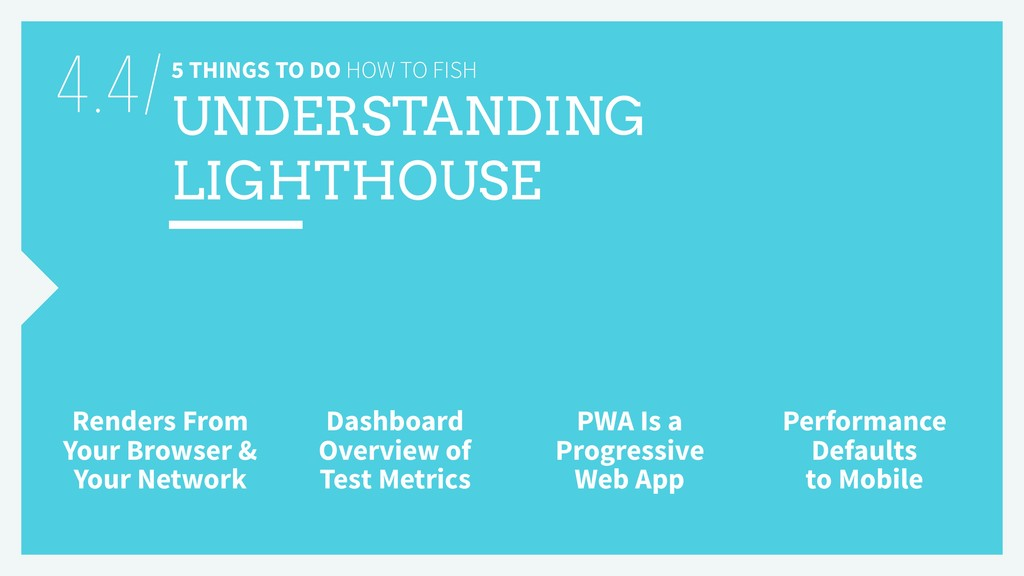 5 THINGS TO DO HOW TO FISH UNDERSTANDING LIGHTH...