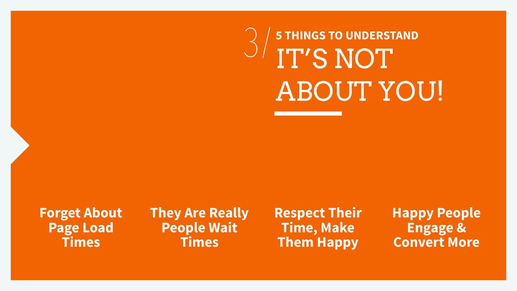 5 THINGS TO UNDERSTAND IT'S NOT ABOUT YOU! Forg...
