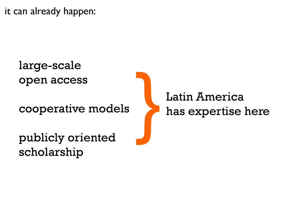 large-scale open access cooperative models publ...