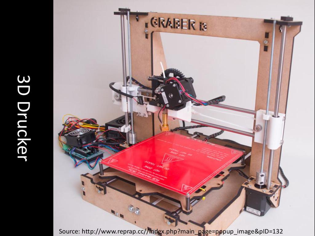 3D Drucker Source: http://www.reprap.cc//index....