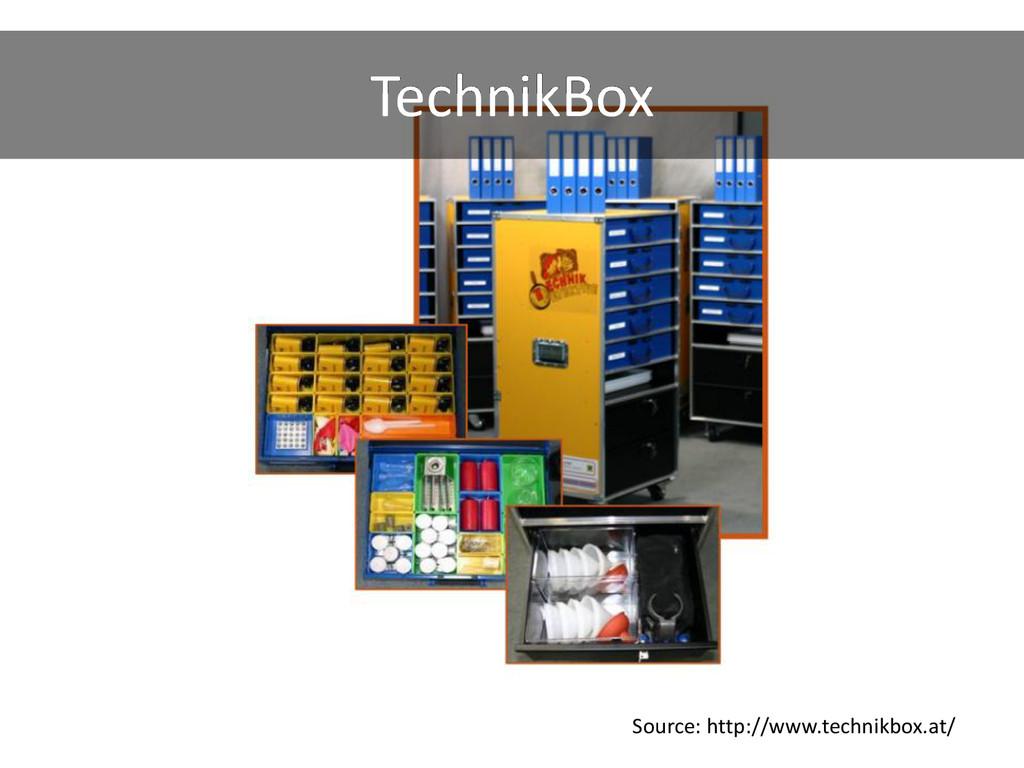Source: http://www.technikbox.at/ TechnikBox