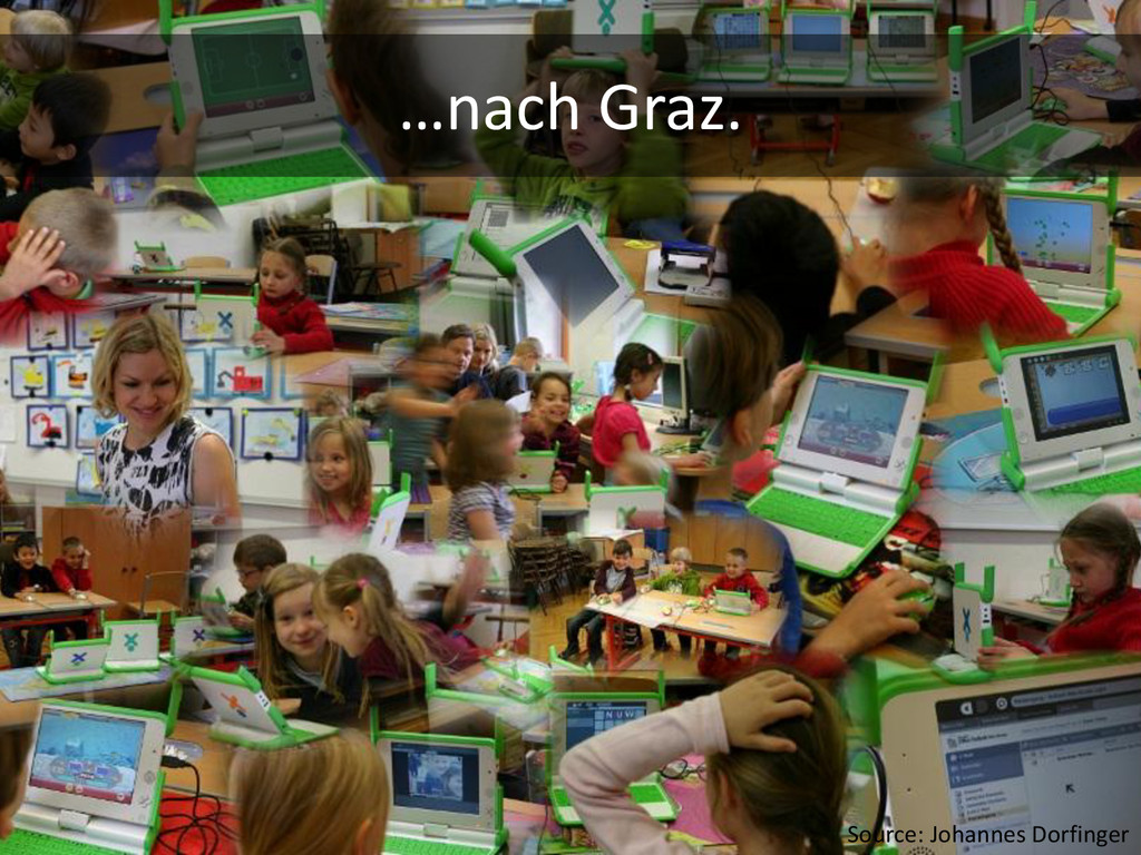 …nach Graz. Source: Johannes Dorfinger