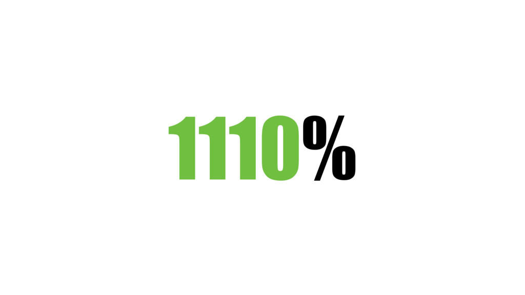 1110%