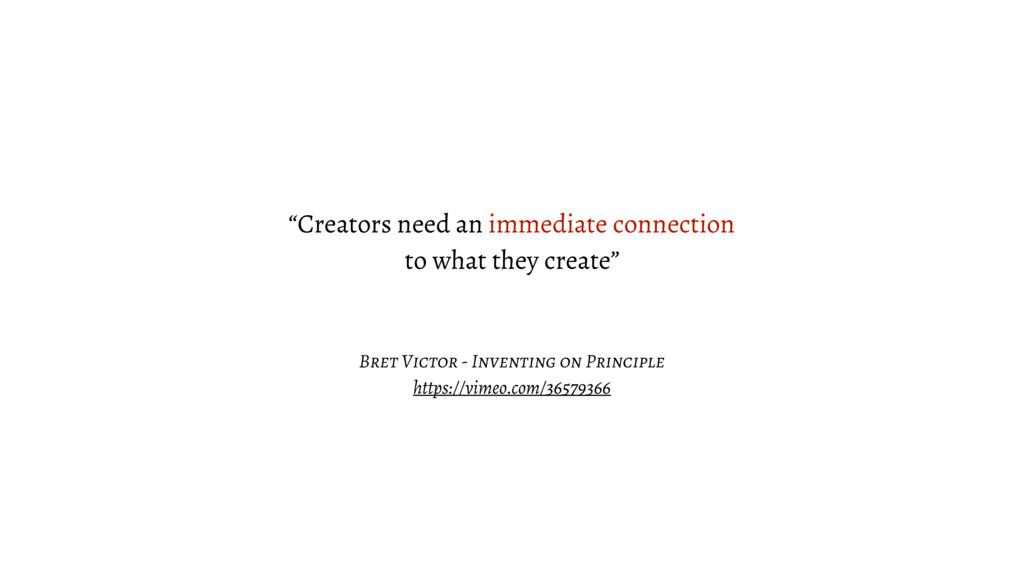 Bret Victor - Inventing on Principle https://vi...