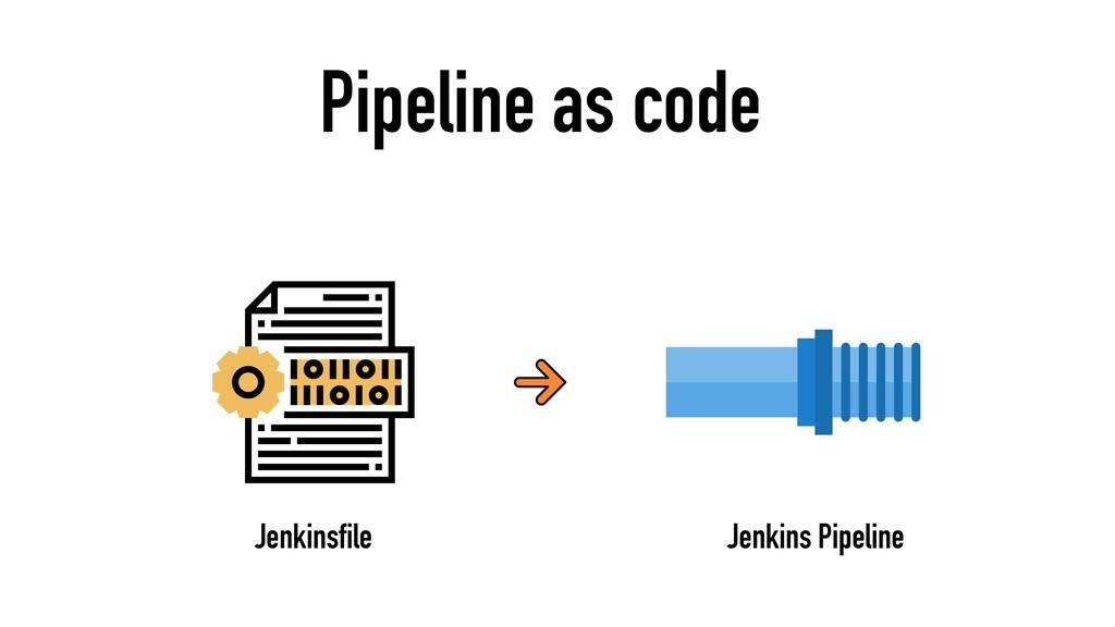 Pipeline as code Jenkinsfile Jenkins Pipeline