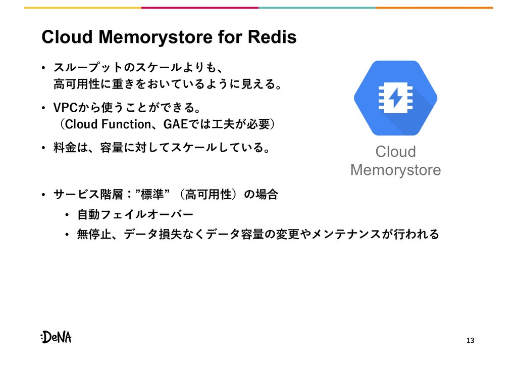 Cloud Memorystore for Redis • V FV 1 d tE P A E...
