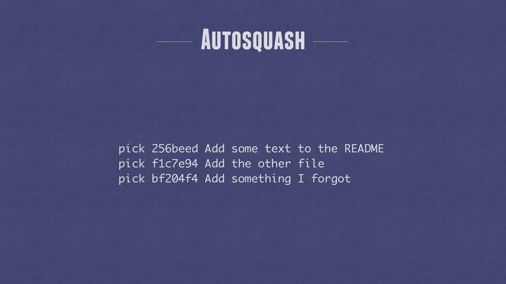 pick 256beed Add some text to the README pick f...
