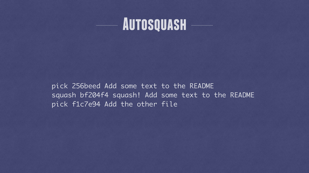pick 256beed Add some text to the README squash...