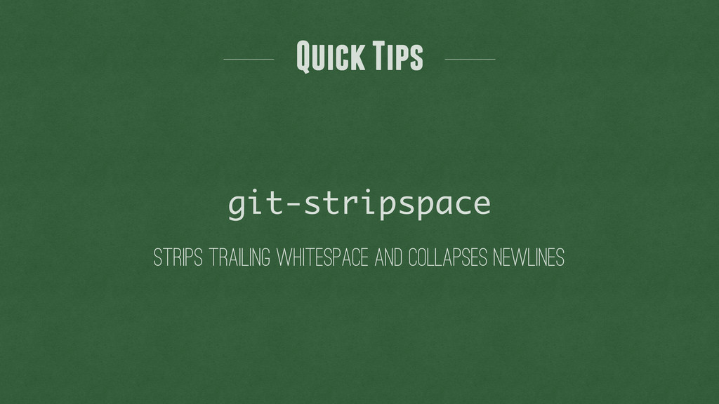 strips trailing whitespace and collapses newlin...