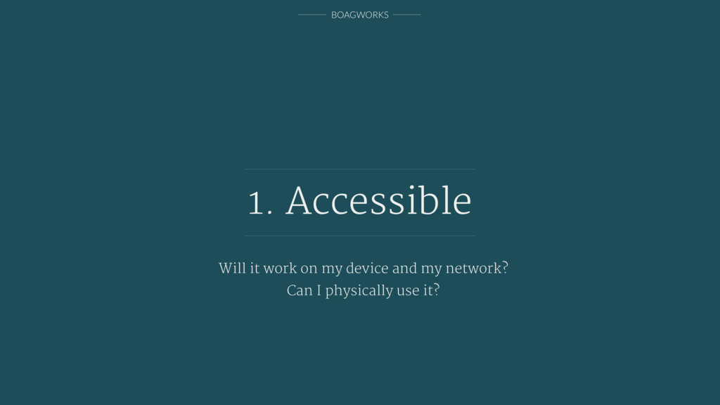 BOAGWORKS Will it work on my device and my netw...