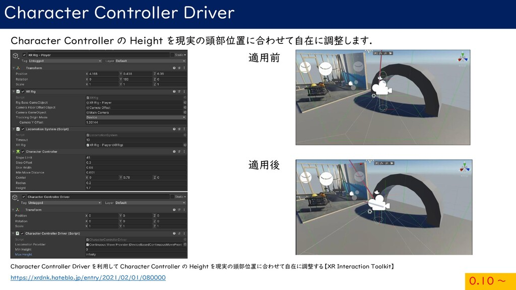 Character Controller Driver Character Controlle...