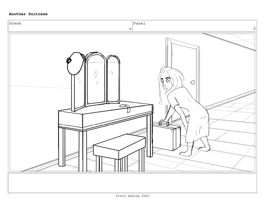 Scene u Panel 2 Another Suitcase Irvin Sahina 2...