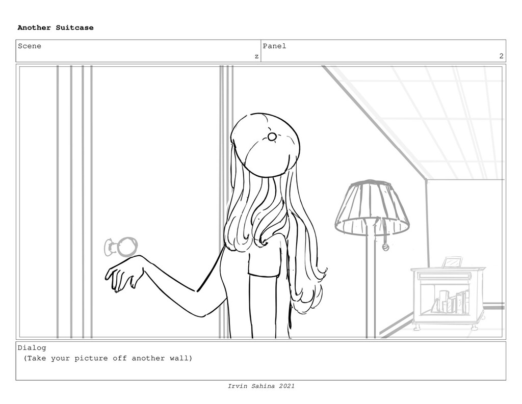 Scene z Panel 2 Dialog (Take your picture off a...