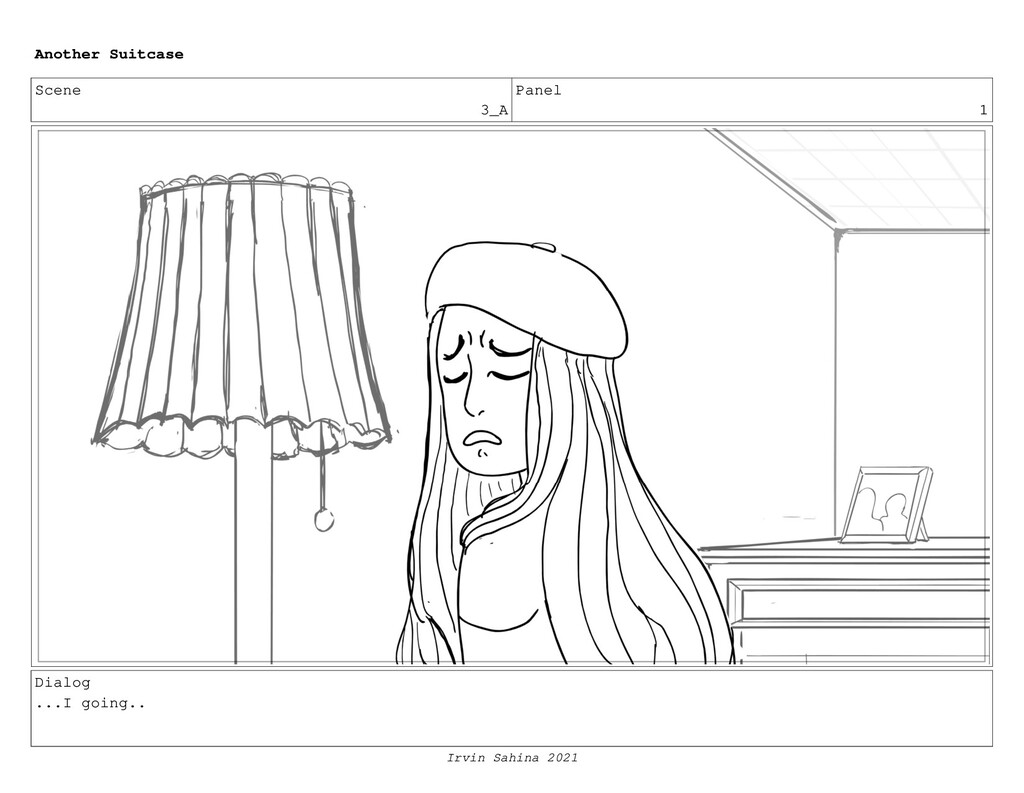 Scene 3_A Panel 1 Dialog ...I going.. Another S...