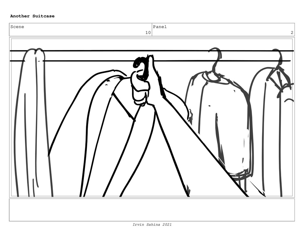 Scene 10 Panel 2 Another Suitcase Irvin Sahina ...