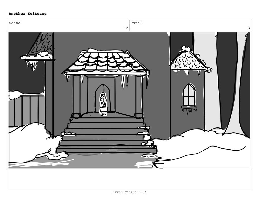Scene 15 Panel 3 Another Suitcase Irvin Sahina ...