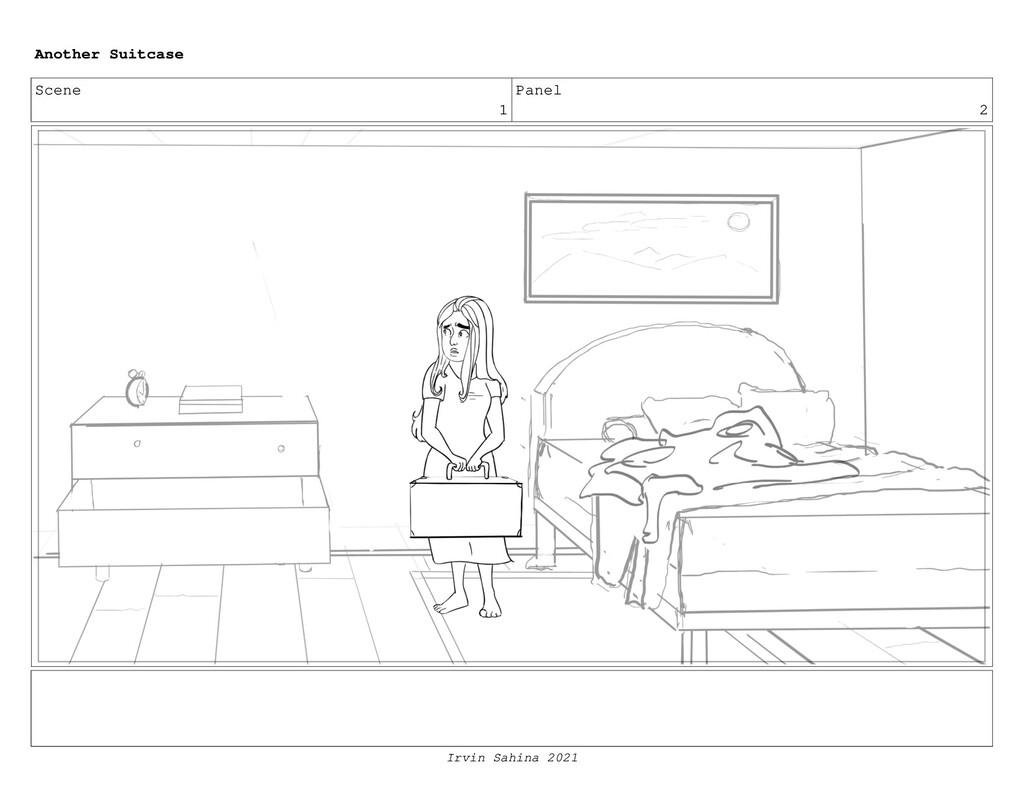 Scene 1 Panel 2 Another Suitcase Irvin Sahina 2...