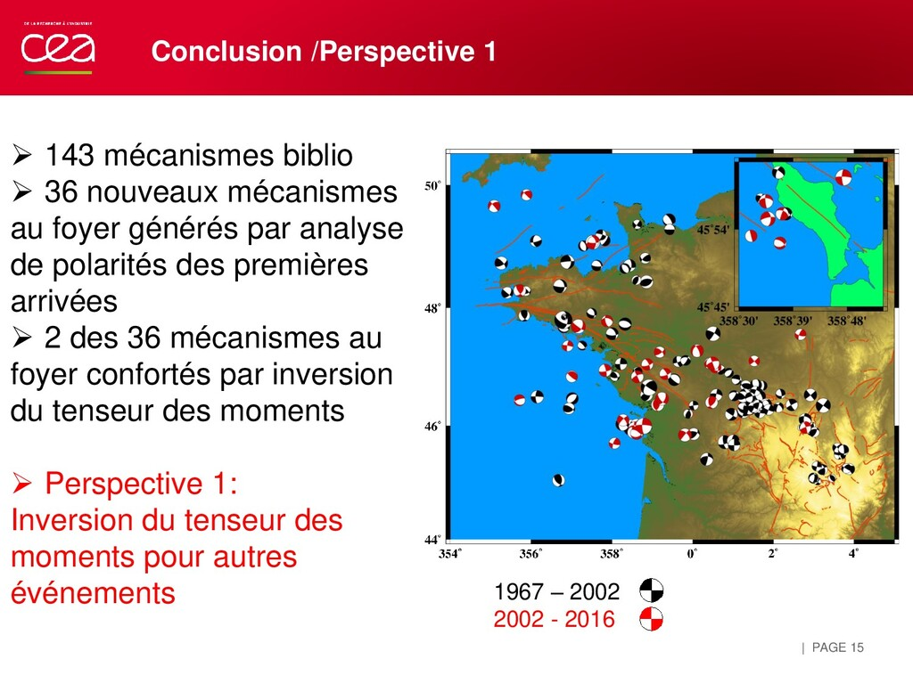 | PAGE 15 Conclusion /Perspective 1  143 mécan...