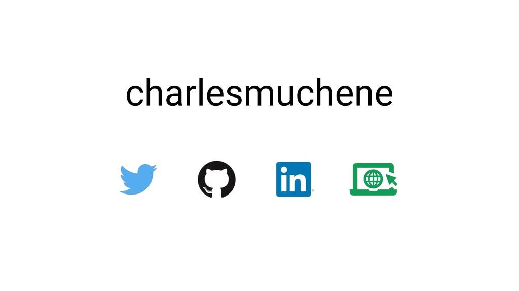 charlesmuchene