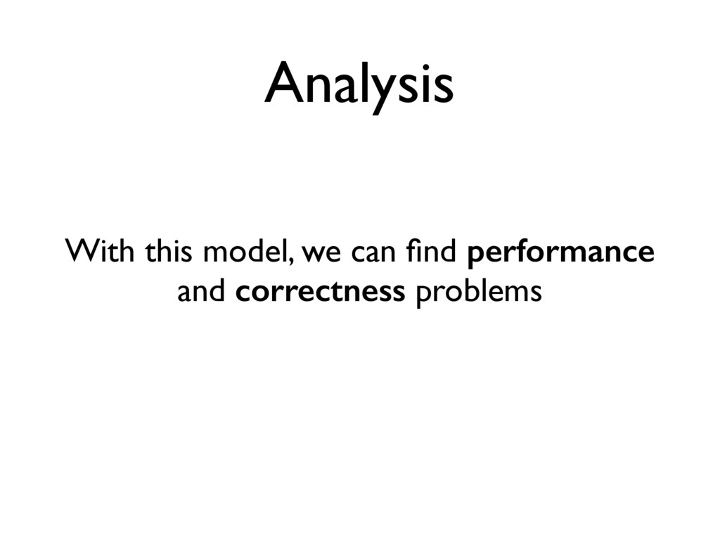Analysis With this model, we can find performanc...