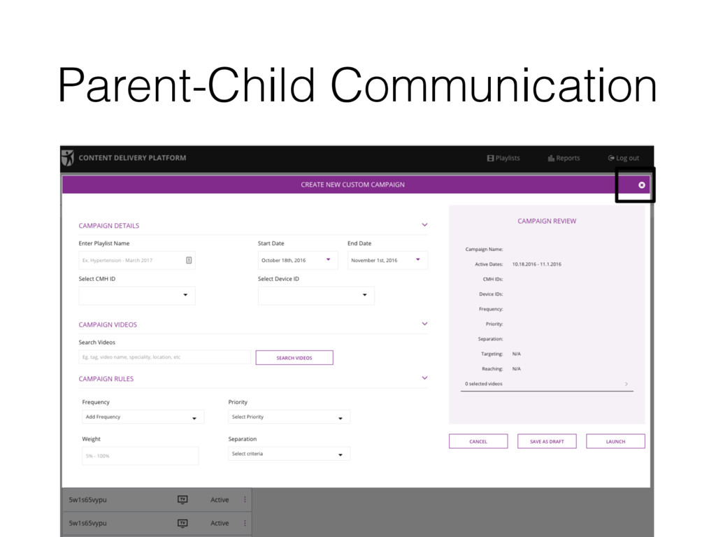 Parent-Child Communication