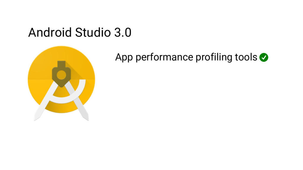 Android Studio 3.0 App performance profiling to...