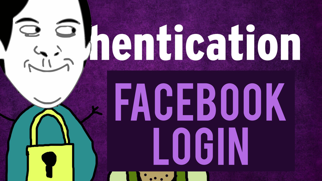 Authentication Facebook Login