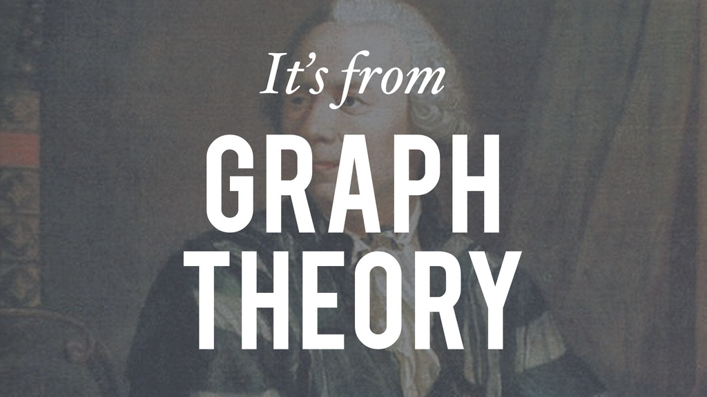 Graph Theory It's from