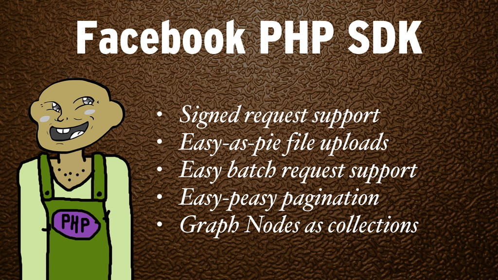 • Signed request support • Easy-as-pie file upl...