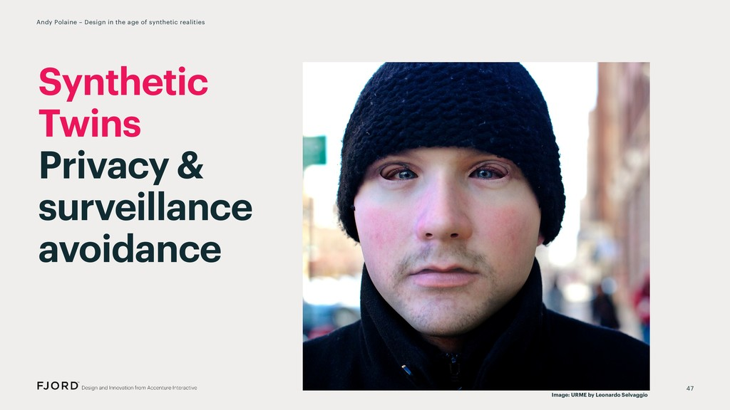 47 Andy Polaine – Design in the age of syntheti...
