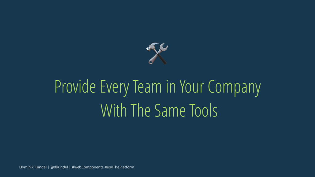 ! Provide Every Team in Your Company With The S...
