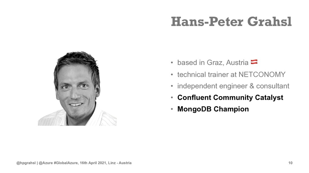 Hans-Peter Grahsl • based in Graz, Austria • te...