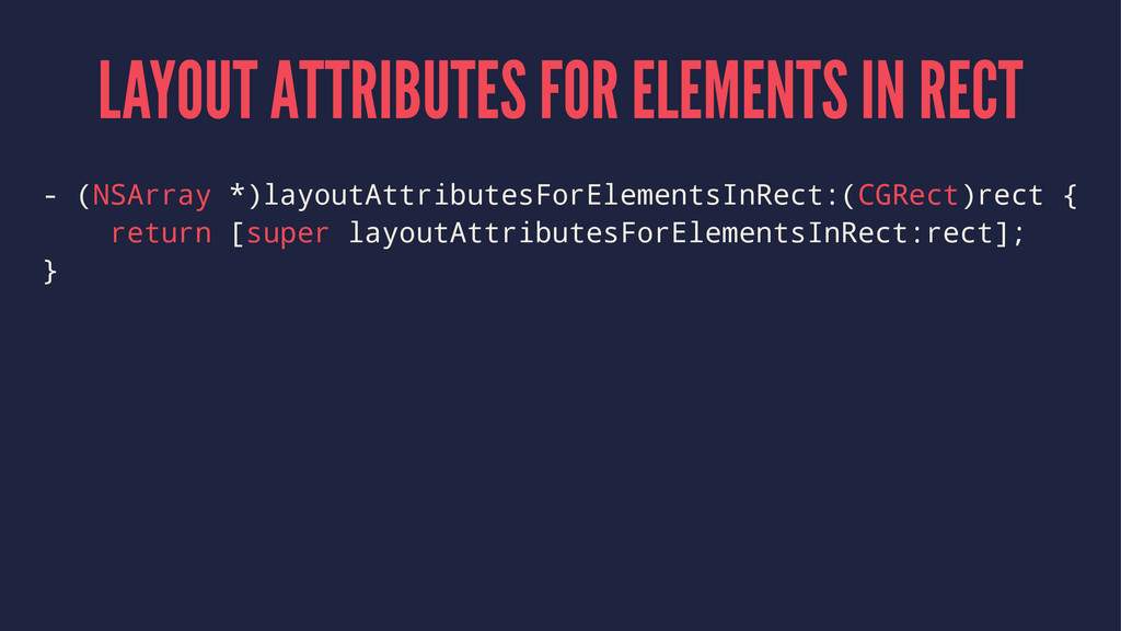 LAYOUT ATTRIBUTES FOR ELEMENTS IN RECT - (NSArr...