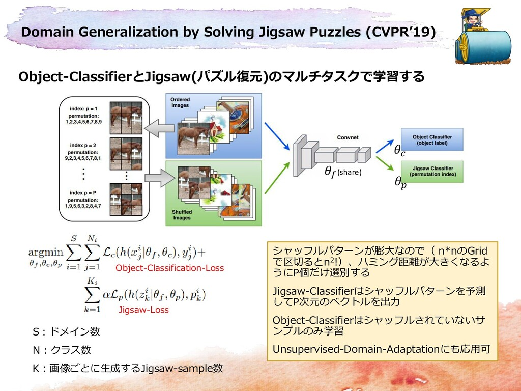 Domain Generalization by Solving Jigsaw Puzzles...