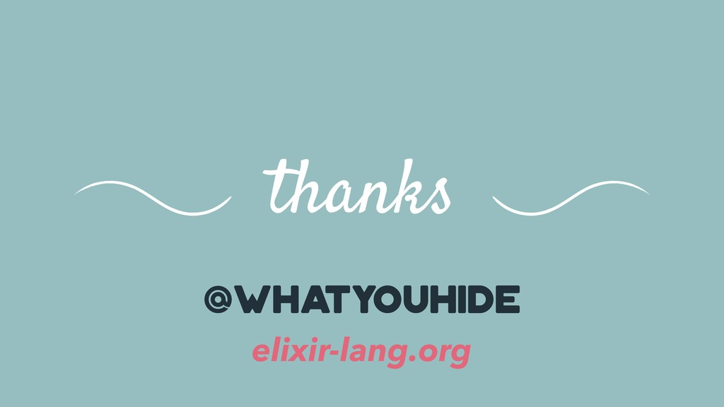 thanks @whatyouhide elixir-lang.org