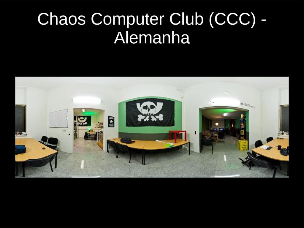 Chaos Computer Club (CCC) - Alemanha