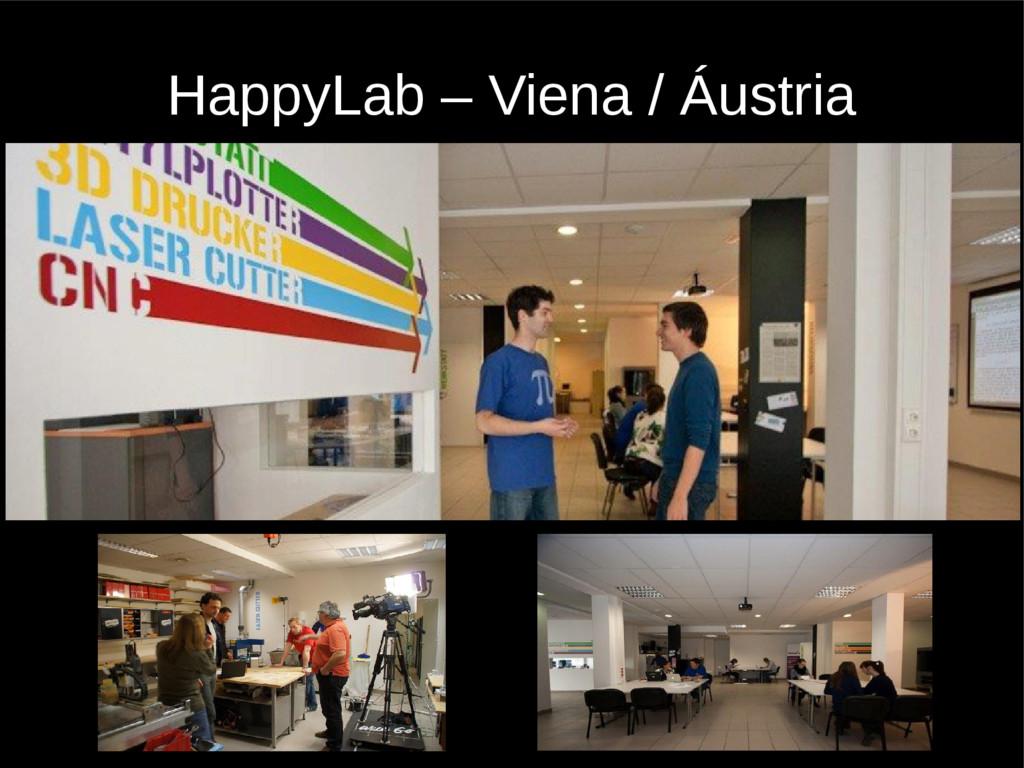 HappyLab – Viena / Áustria