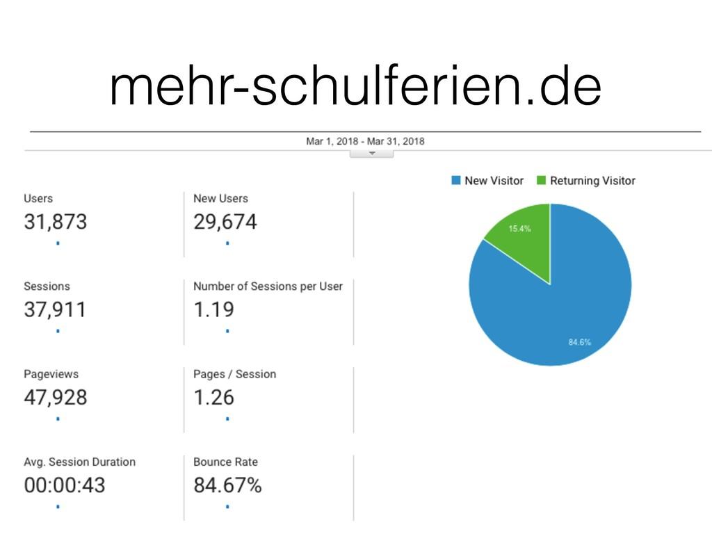 mehr-schulferien.de