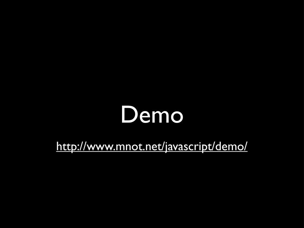 Demo http://www.mnot.net/javascript/demo/