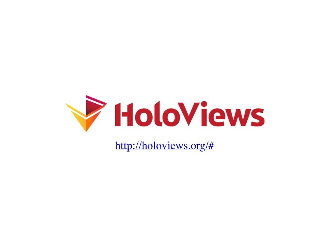 http://holoviews.org/#