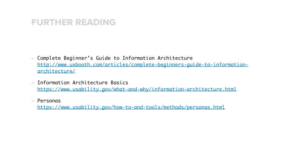 — Complete Beginner's Guide to Information Arch...