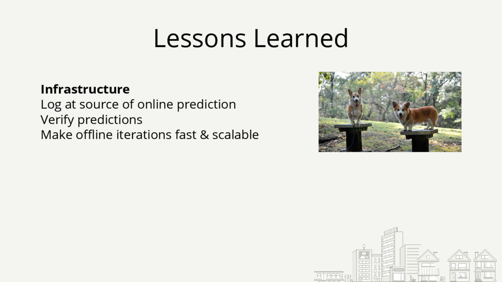 Lessons Learned Infrastructure Log at source of...