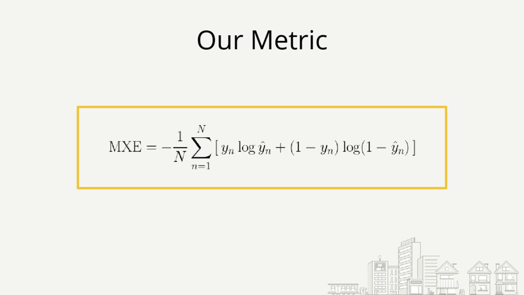 Our Metric